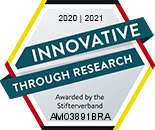 Stifterverband: Innovative through Research